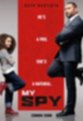 My Spy (2020) MOVIE REVIEW | crpWrites