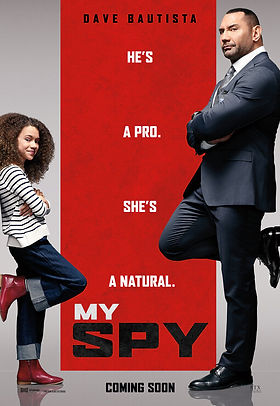 My Spy (2020) MOVIE REVIEW | crpWrites