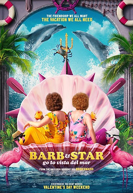 Barb and Star Go to Vista Del Mar (2021) MOVIE REVIEW | CRPWrites