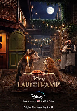 Lady and the Tramp (Disney+) REVIEW | crpWrites
