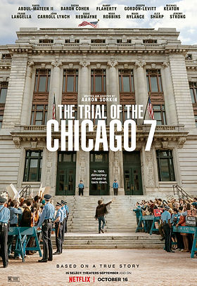 The Trial Of The Chicago 7 (2020) MOVIE REVIEW | crpWrites
