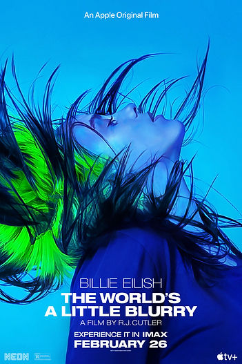 Billie Eilish: The World's A Little Blurry - Documentary REVIEW