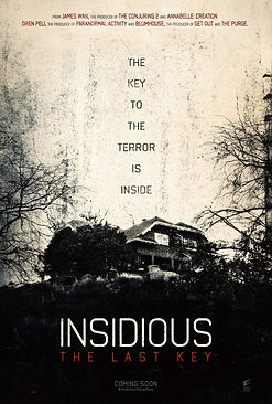 """REVIEW: """"Insidious: The Last Key"""" 
