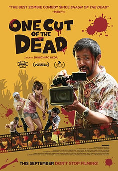 One Cut of the Dead REVIEW | crpWrites