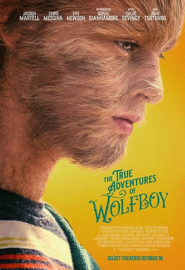 The True Adventures of Wolfboy (2020) MOVIE REVIEW | crpWrites