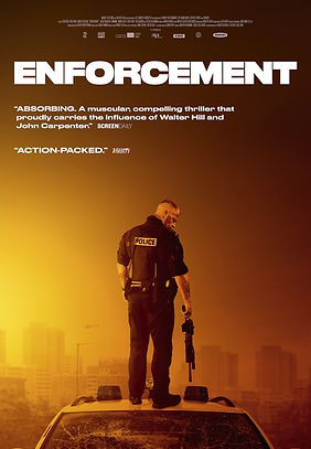 Movie Review: Enforcement | CRPWrites