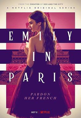 Emily in Paris (2020) Netflix PREMIERE REVIEW | crpWrites