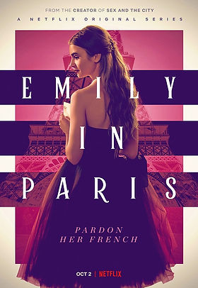 Emily in Paris (2020) Netflix PREMIERE REVIEW | crpWrites