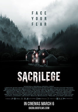 Sacrilege (2021) MOVIE REVIEW | CRPWrites