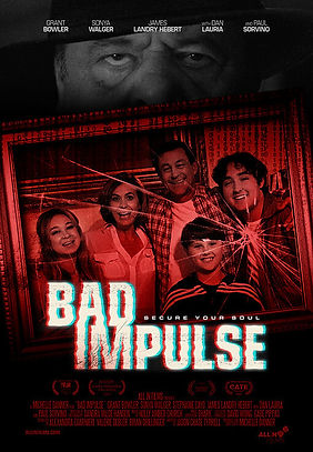 Bad Impulse (2020) MOVIE REVIEW | CRPWrites