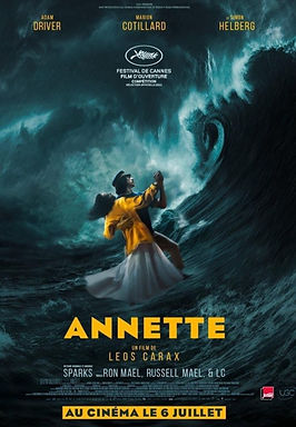 Annette (2021) MOVIE REVIEW   CRPWrites