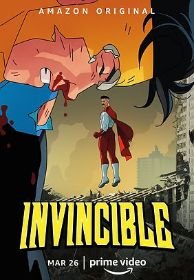 TV Review: 'Invincible' | Three Episodes In