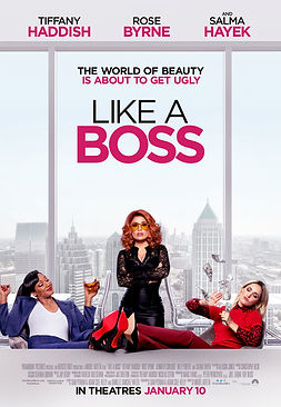 Like A Boss REVIEW | crpWrites