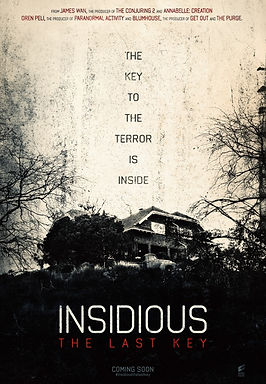 Insidious: The Last Key (2018) MOVIE REVIEW | CRPWrites