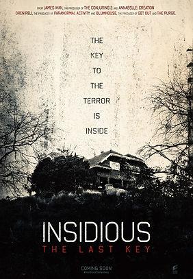 Insidious: The Last Key (2018) MOVIE REVIEW | CRPWrites