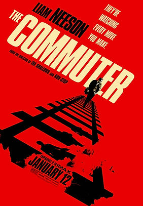 The Commuter (2018) MOVIE REVIEW | CRPWrites