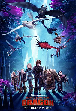 How to Train Your Dragon: The Hidden Word REVIEW | crpWrites