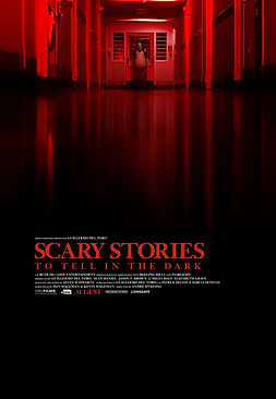 Scary Stories to Tell in the Dark REVIEW | crpWrites