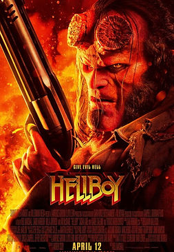 Hellboy REVIEW | crpWrites