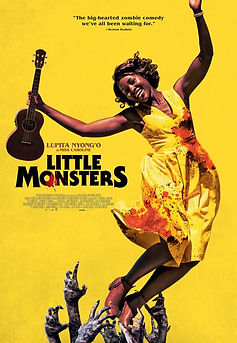 Little Monsters REVIEW   crpWrites
