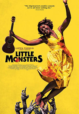 Little Monsters REVIEW | crpWrites
