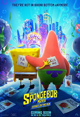 Spongebob The Movie: Sponge on the Run (2020) MOVIE REVIEW | crpWrites