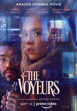 The Voyeurs (2021) MOVIE REVIEW   CRPWrites