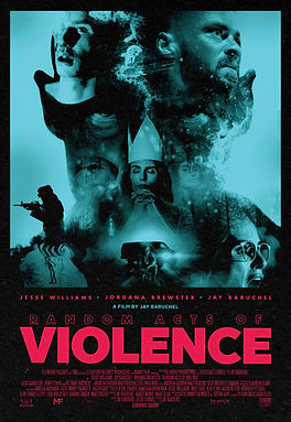 Random Acts of Violence (2020) MOVIE REVIEW | crpWrites