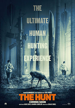 The Hunt (2020) REVIEW | crpWrites