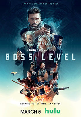 Boss Level (2021) MOVIE REVIEW | CRPWrites