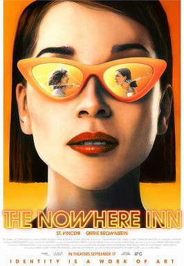 The Nowhere Inn (2021) MOVIE REVIEW | CRPWrites
