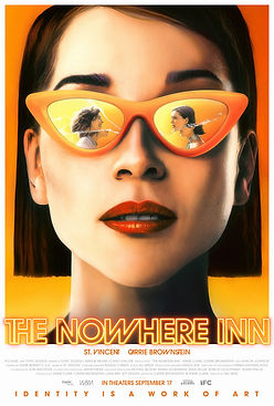 Movie Review: 'The Nowhere Inn' (2021)   CRPWrites