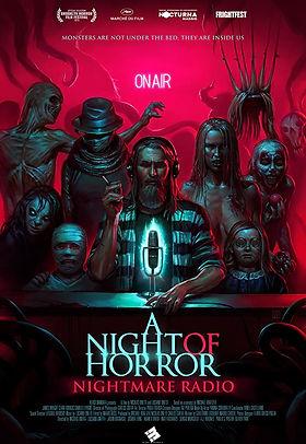 Nightmare Radio (2020) MOVIE REVIEW | crpWrites