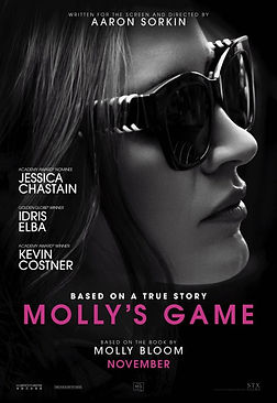 """REVIEW: """"Molly's Game"""" 