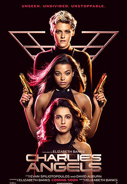 Charlie's Angels REVIEW | crpWrites