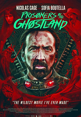 Ghosts of the Ghostland (2021) MOVIE REVIEW   CRPWrites