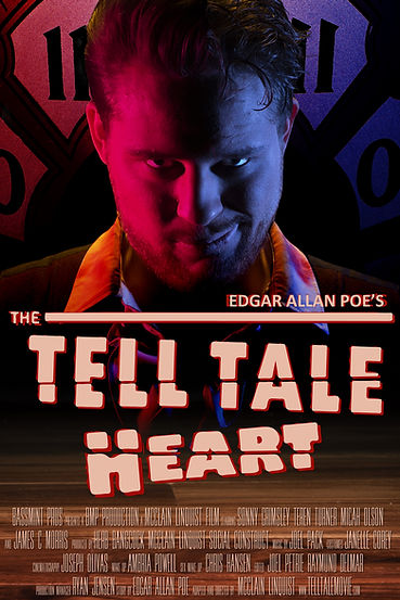 The Tell Tale Heart (2020) Short Film REVIEW | crpWrites