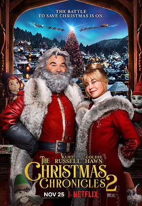 The Christmas Chronicles 2 (2020) MOVIE REVIEW | crpWrites