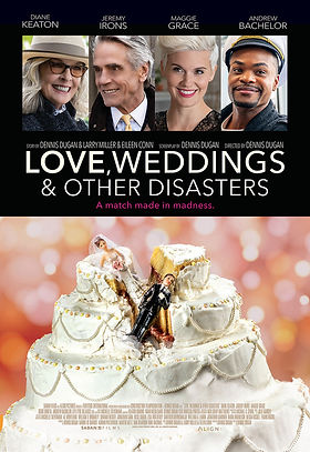 Love, Weddings & Other Disasters(2020) MOVIE REVIEW | CRPWrites