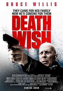"""REVIEW: """"Death Wish"""" 