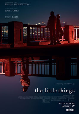 The Little Things (2021) MOVIE REVIEW | CRPWrites