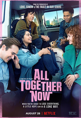 All Together Now (2020) MOVIE REVIEW | crpWrites