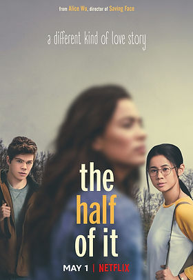The Half of It (2020) Netflix MOVIE REVIEW | crpWrites