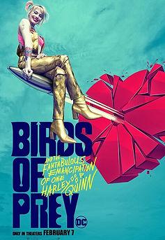 Birds of Prey REVIEW | crpWrites