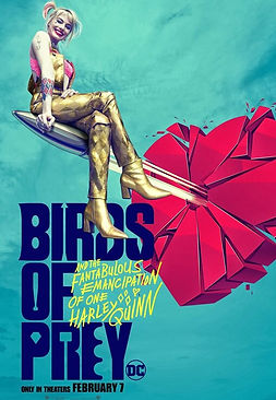 Birds of Prey REVIEW | crpWrites