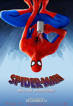 Spider-Man Into the Spider-Verse REVIEW | crpWrites