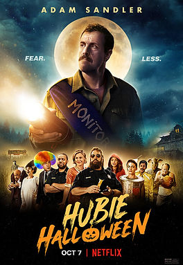Hubie Halloween (2020) MOVIE REVIEW | crpWrites