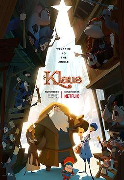 Klaus (NETFLIX) REVIEW | crpWrites