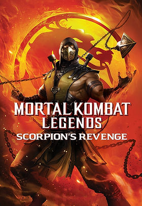 Mortal Kombat Legends: Scorpion's Revenge MOVIE REVIEW | crpWritesMortal Kombat Legends: Scorpion's Revenge MOVIE REVIEW | crpWrites