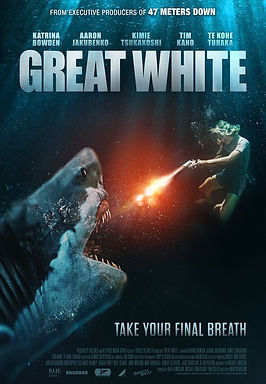 Great White (2021) MOVIE REVIEW | CRPWrites